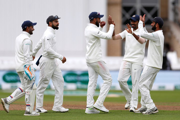 England v India - Third Test