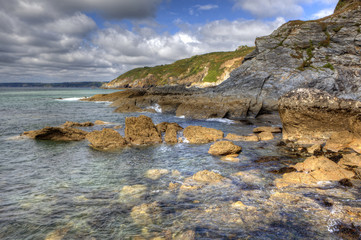 Cornwall Coastline