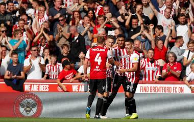 Championship - Brentford v Sheffield Wednesday