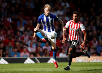 Championship - Brentford v Sheffield Wednesday