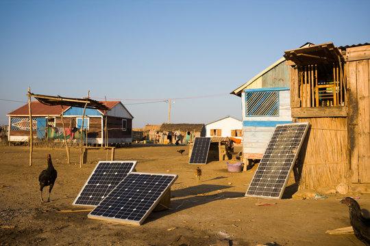 solar energy Madagascar