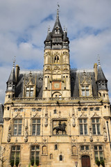 Hôtel de ville de Compiègne, France