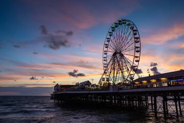 Central Pier Blackpool