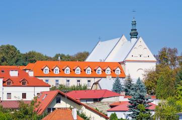 St. Joseph church - Sandomierz, Poland