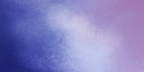 blue white and purple background texture with a cloudy stormy sponged paint design