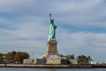 Papiers peints Commemoratif Statue of Liberty in NYC