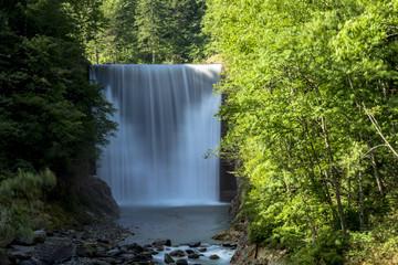 Recess Fitting Waterfalls 大雪山国立公園の滝