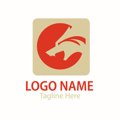 Wolf Square Logo