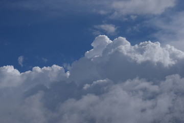 white clouds and blue sky during daytime abstract clouds