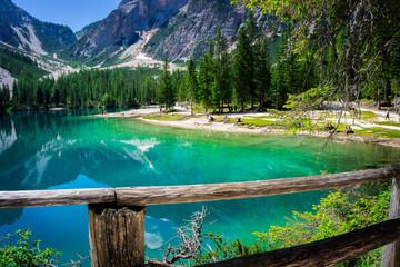 Pragser Wildsee 2018-12 Südtirol Dolomiten