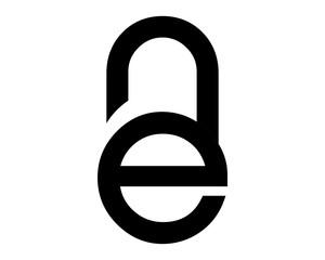 black silhouette typography alphabet typeset typeface logotype font image vector icon