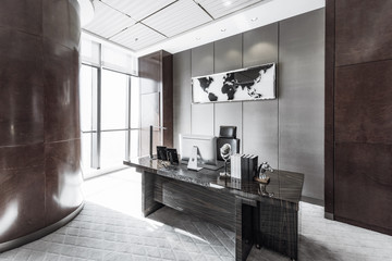 Modern business offices