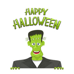 Happy Halloween and Frankenstein