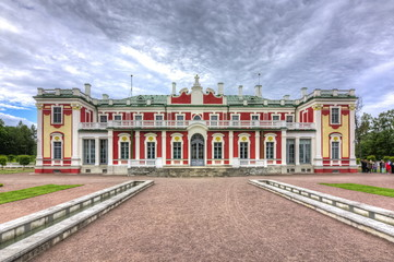 Kadriorg palace and garden, Tallinn, Estonia Wall mural