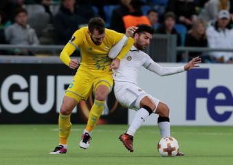 Europa League - Astana vs Maccabi Tel Aviv