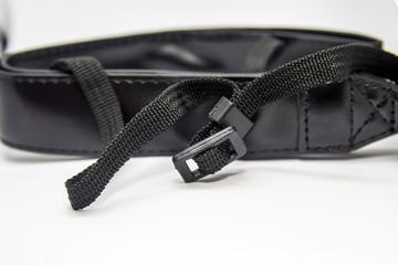 black strap for camera