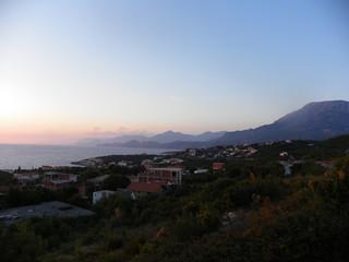 Czarnogóra - Bar, Ulcinj, Kruče - morze Adriatyckie