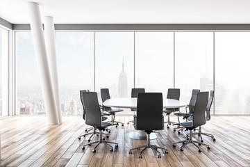 New meeting room interior