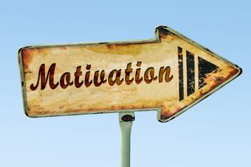 Schild 328 - Motivation