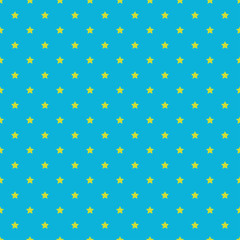Abstract background with stars. Colored pattern with geometric elements. Starry backdrop. Print for banners, posters, t-shirts and textiles. Greeting cards