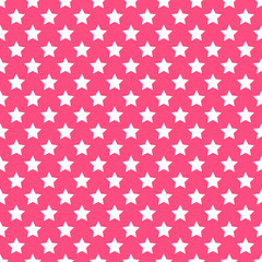 Background with stars. Colored simple pattern with geometric elements. Starry backdrop. Print for banners, flyers, posters, t-shirts and textiles. Greeting cards
