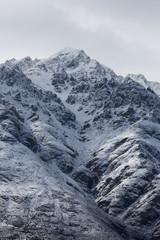 New Zealand mountain peak 2