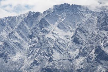 New Zealand mountain peak 4