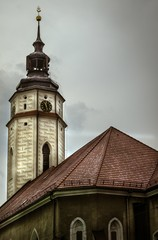 Biała koło Prudnika kościół