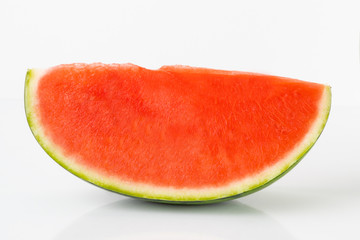 seedless watermelon slice