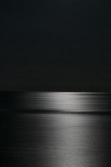 water, lake, sky, landscape, sea, blue, nature, clouds, ocean, reflection, mountains, view, coast, moon, green, mountain, horizon, travel, sunset, panorama, light, night, river, summer, fog