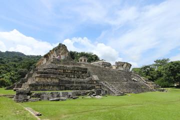 PIRAMIDE EN MEXICO
