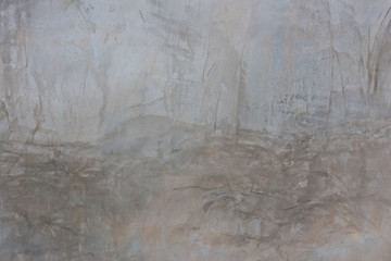 Gray wall cement paint texture background.