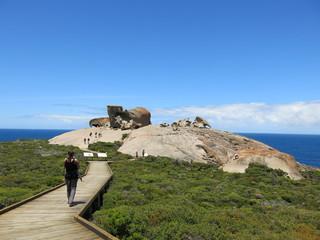 Remarkable rocks, Kangaroo Island, SA, Australia