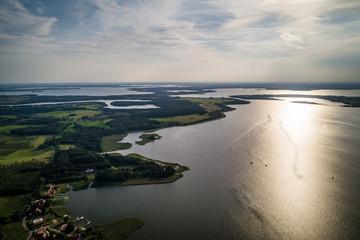 Mazury Kraina jezior polska