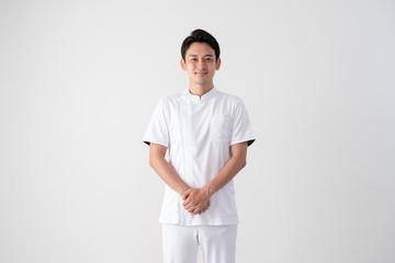 医者、看護師、医療イメージ