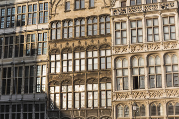Old Belgian Architecture