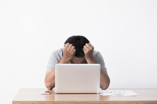 Investors with Business Stress