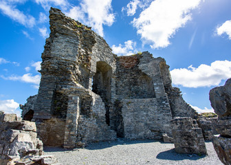 Castle at Aberystwyth