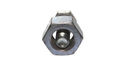 bolt isolated on white background