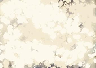 White Pollock style backdrop texture