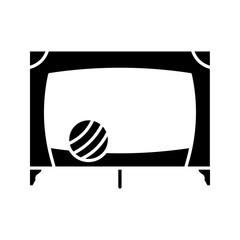 Playpen glyph icon