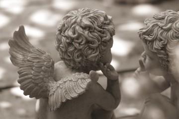 セピア色の天使達ナイショ話