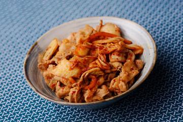 豚キムチ 惣菜 おかず キムチ キムチ料理