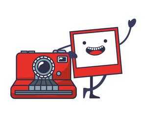 camera photographic instant kawaii