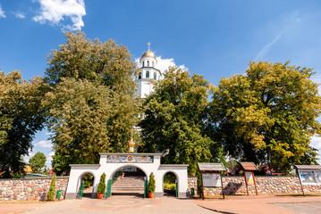 Poster Monument Cerkiew Narodzenia Najświętszej Maryi Panny w Gródku
