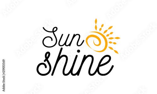 Sun Shine Do All Things With Love Love Happy Birthdaycute