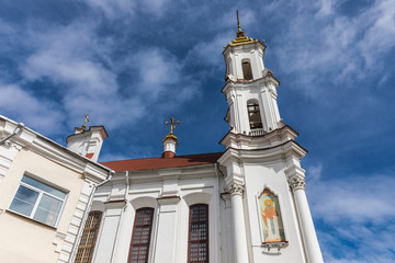 Church of the Resurrection of Christ in the Market Square, Vitebsk, Belarus