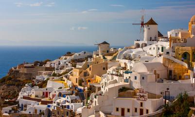 Foto auf Leinwand Weiß Santorini Oia Greece Holiday