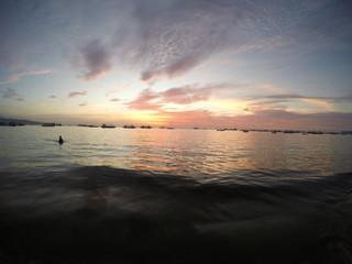 Боракай / Филиппины / Белый пляж / Boracay / Philippines / White Beach / Закат / Рассвет