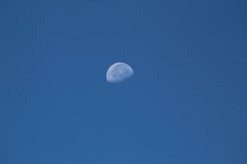 Luna en el dia